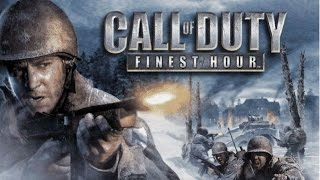 Call of Duty Finest Hour - Cutscene Movie
