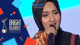 bright awards indonesia 2017 fathin shidqia jangan kau bohong 06 desember 2017