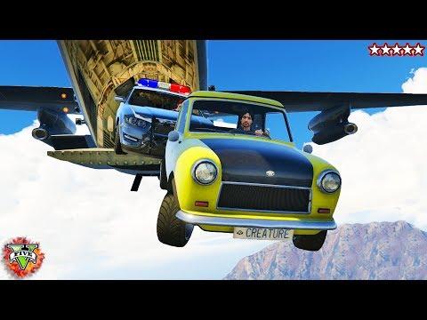 GTA 5 New Vespucci Job Job W/The Crew - GTA 5 Busted - GTA 5 Online DLC