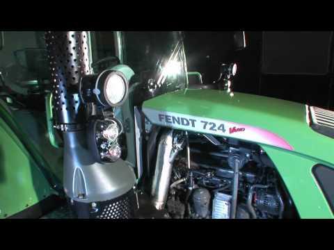 Fendt 714-724 Vario: Produktfilm