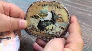 Сувенирные магниты от белорусских мастеров