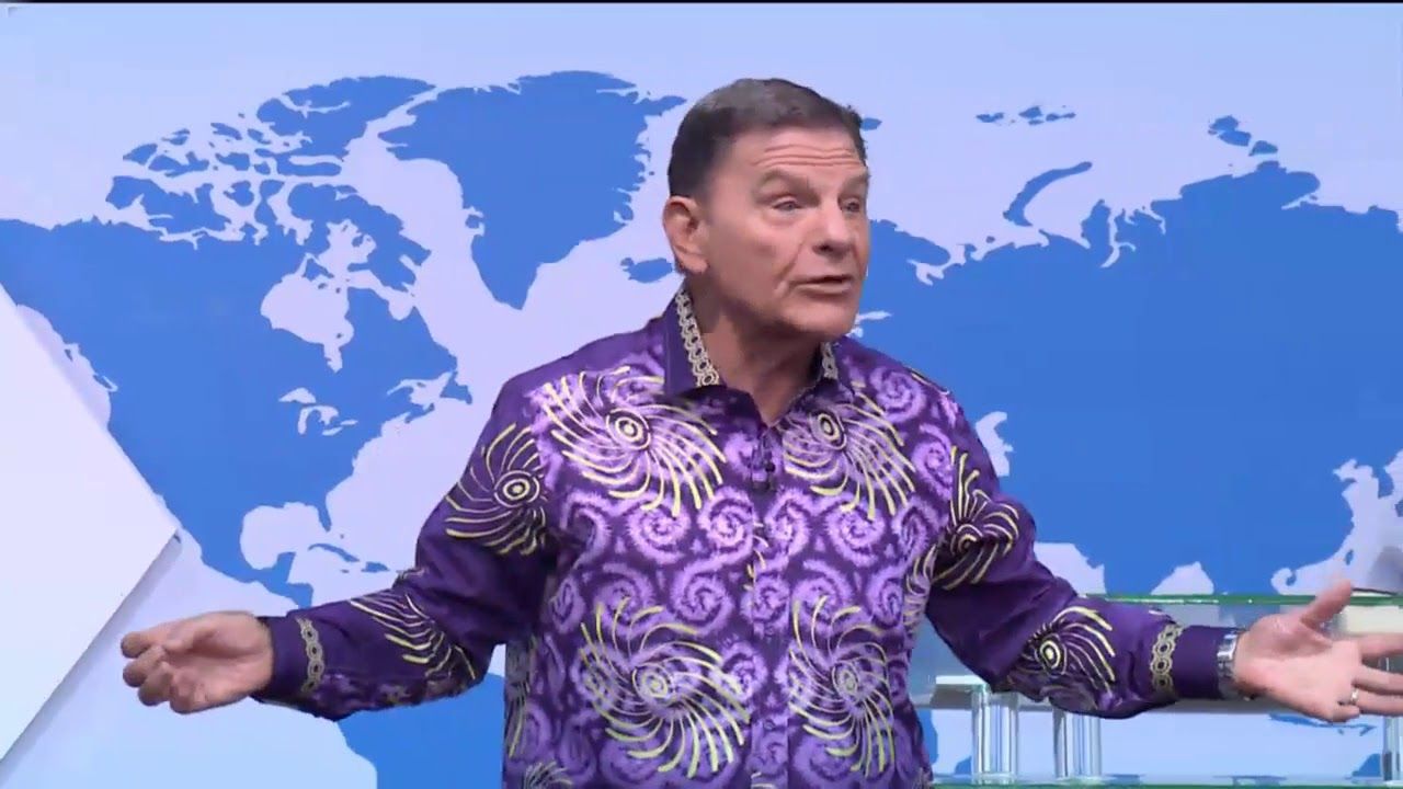 Dr Kenneth Copeland @International Ministers Conference Day 3, [Morning Session] May 3, 2018