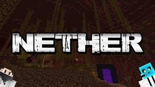 Sezon 6 Minecraft Modlu Survival Multi Bölüm 5 - Efsane Nether