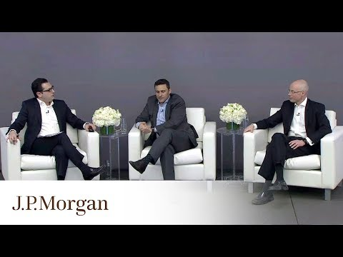J.P. Morgan Private Bank Discusses Potential Sector Disruption in 2018 | J.P. Morgan
