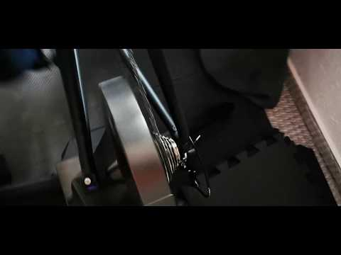 NNZZY Rollentrainer Mit Magnetbremse Fahrradtrainer Fahrrad Heimtrainer Rennrad Fahrradtraining Zuhause Indoor