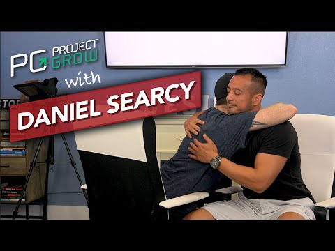 Leave Your Comfort Zone Motivation - Daniel Searcy - Project Grow Show