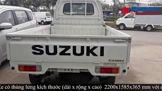 Cần bán gấp suzuki 7 tạ carry pro