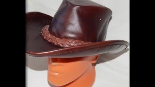 cylinder tricorn cowboy hat цилиндр треуголка ковбойская шляпа ручная работа(hats are made by hand from genuine leather. possibly buy or produce individually, every hat is unique. mail delivery to any point of the earth. if you have any ..., 2016-02-18T22:50:44.000Z)