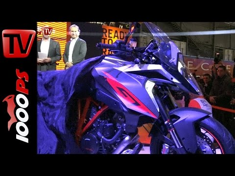 KTM 1290 Super Duke GT | Unveil & First Look Foto