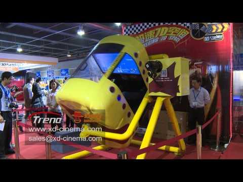 Guangzhou Zhuoyuan Machinery Co.,Ltd at 11th CIAE 2015
