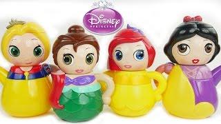 Disney princess tea pot surprises