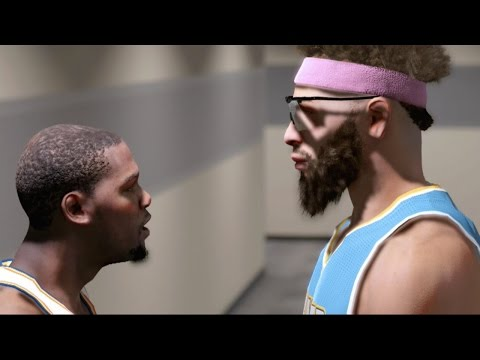 NBA 2K15 MyCareer Playoffs - Round 1 Game 1 vs. Oklahoma City