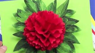 Сделать 3D открытку на День рождения 8 марта 14 февраля Mother's Day легкие Поделки своими руками(Поделки своими руками! Моя жизнь, творчество, вдохновение.... Сделать 3D открытку на День рождения 8 марта..., 2016-06-23T22:38:13.000Z)