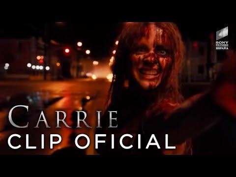 "CARRIE - CLIP ""Telequinesis coche"" en ESPAÑOL   Sony Productions España"