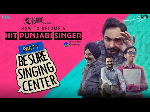 Free Download How To Become A Hit Punjabi Singer - Part 1 | Be Sure Singing Centre | Troll Punjabi Mp3 dan Mp4