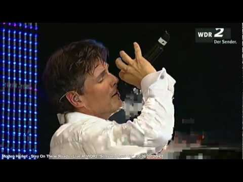 "Morten Harket - Stay On These Roads - Live At WDR 2, ""Sommer Open Air"" 30.06.2012 [HD]"