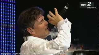 """Morten Harket - Stay On These Roads - Live At WDR 2, """"Sommer Open Air"""" 30.06.2012 [HD]"""