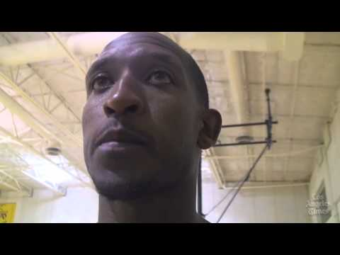 Lakers guard Chris Duhon on training camp