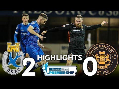 Dungannon Carrick Rangers Goals And Highlights