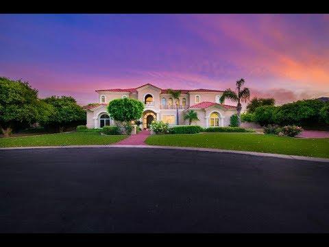 Mesa, AZ Homes For Sale: 6 Bed 5 Bath Citrus Groves Custom Estate w/ Pool In El Portillo