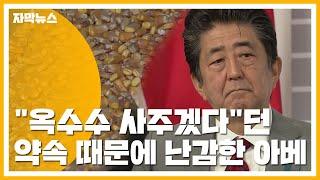 """[자막뉴스] """"남아도는 옥수수, 일본이 사주겠다""""던 아…"""