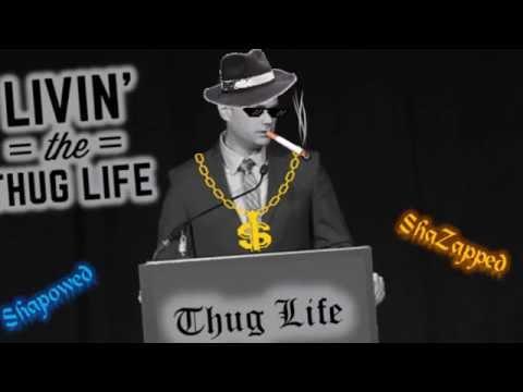 Ben Shapiro Thug Life - Occupy Wall Street