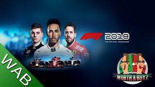 F1 2018 Review - Worthabuy?