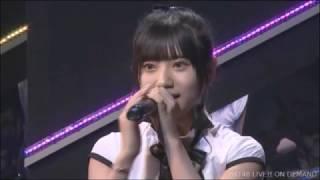 HKT48チームHの山田麻莉奈が3月10日の劇場公演で、グループからの卒業を...