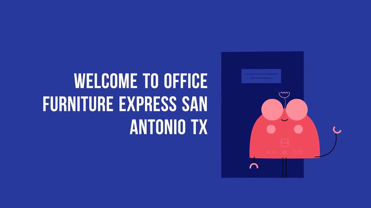 Used Office Furniture in San Antonio, TX