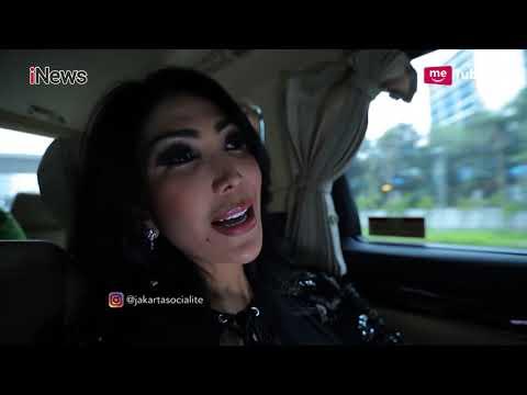 "WOW! Nyanyi Lagu Slank, Ternyata Junita Liesar Seorang ""Slanker"" Part 04 - Jakarta Socialite 17/11"