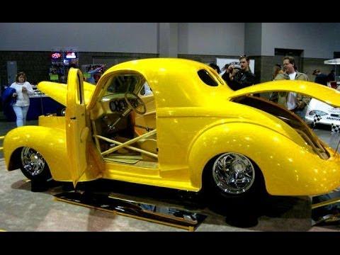 World Of Wheels In Atlanta Custom Car Show By Autorama YouTube - Classic car show atlanta