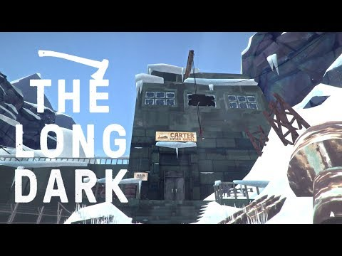 CARTER HYDRO DAM - The Long Dark Wintermute Gameplay - Episode 16