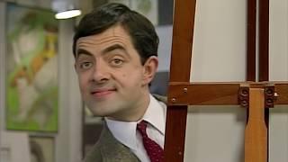Mr Bean's Art Class | Mr Bean Funny Clip | Classic Mr Bean