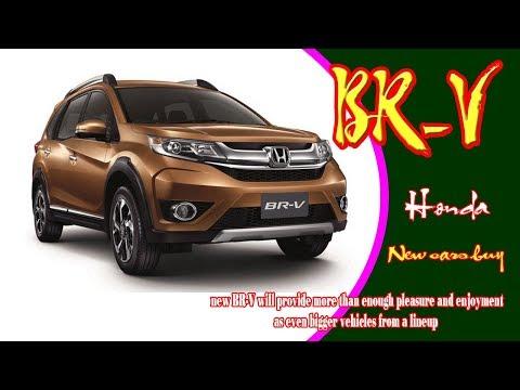 2019 Honda BR-V | 2019 honda brv india | 2019 honda brv facelift | new cars buy