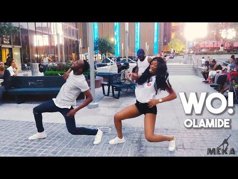 Olamide - Wo! | Meka Oku & Valerie Choreography