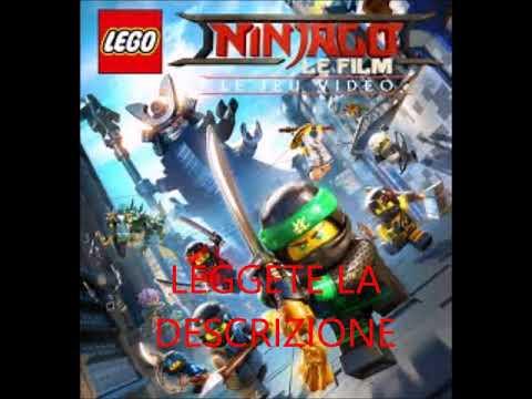 LEGO NINJAGO FILM COMPLETO IN ITALIANO IN DESCRIZIONE