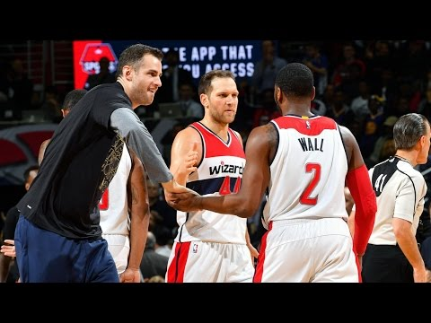 Every Clutch Basket Down the Stretch as Wizards Defeat Warriors   02.28.17