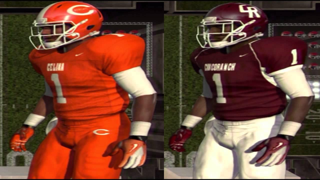 Texas High School Football - NCAA Football 13 - YouTube 3f92e1974
