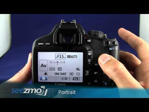 Canon Rebel T2i/550D: Portraits