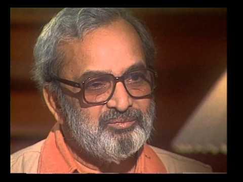 U R Ananthamurthy CONVERSATION - U. R. A...