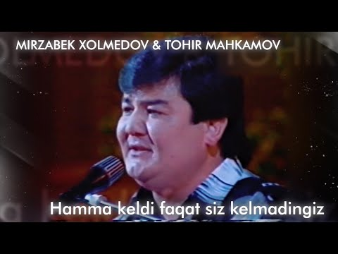 Mirzabek Xolmedov &