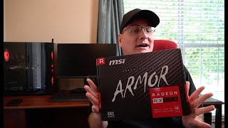 Buy MSI - ARMOR MK2 8G OC AMD Radeon RX 570 8GB GDDR5 PCI Express