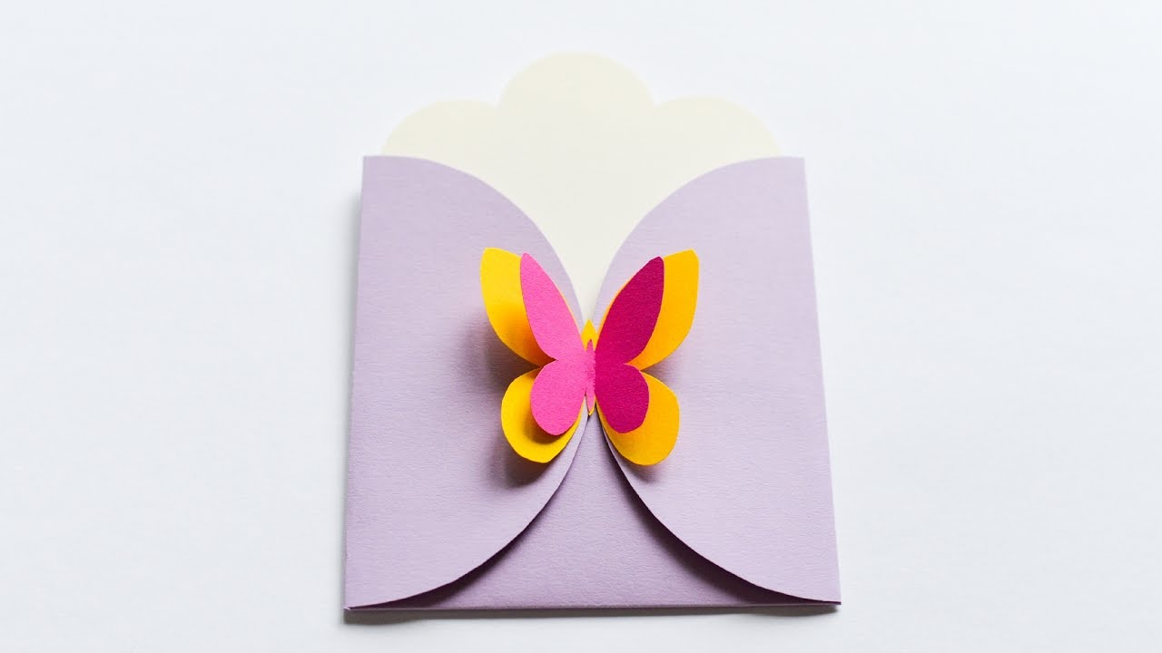 How To Make Greeting Card Envelope