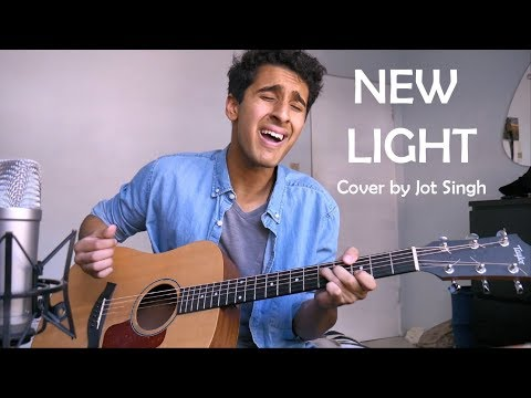 New Light - John Mayer (Acoustic Cover By Jot Singh) On Spotify & Apple