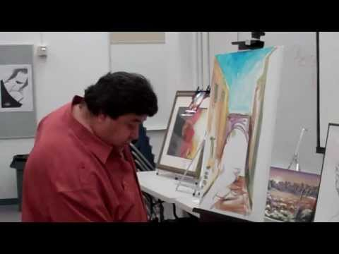 VAG October 2011 demonstration by Roberto Rico.flv