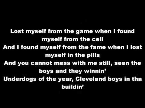 Machine Gun Kelly - Invincible (Lyrics)