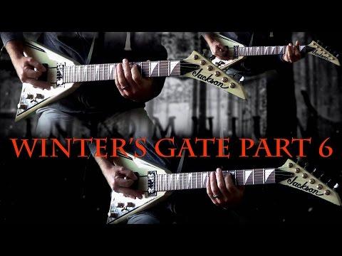 Insomnium - Winter's Gate Pt 6 FULL Guitar Cover