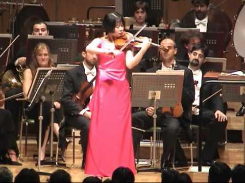 Bin Huang - Bach partita n°3 Prelude