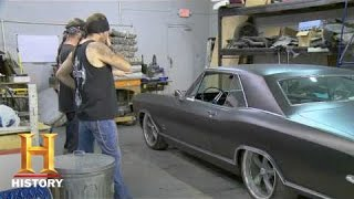 Counting Cars Sneak Peek: Down By The Riviera | History