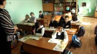 """Анохина А.А. Видеоурок по литературному чтению. 1 """"А"""" класс. Система Занкова."""